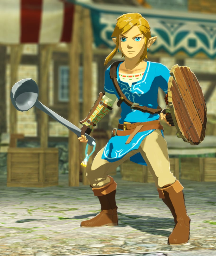Young Impa announced as new Hyrule Warriors: Age of