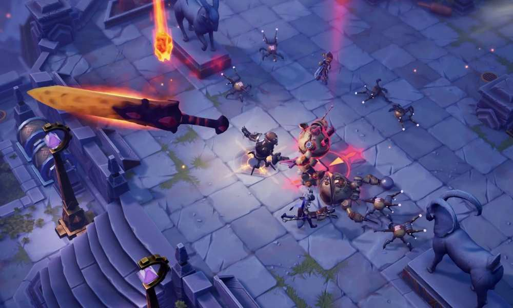 Torchlight III Launches For PC, PS4, and Xbox One on October 13
