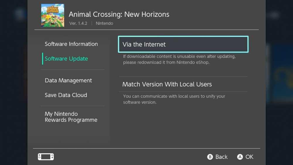 animal crossing new horizons fall update