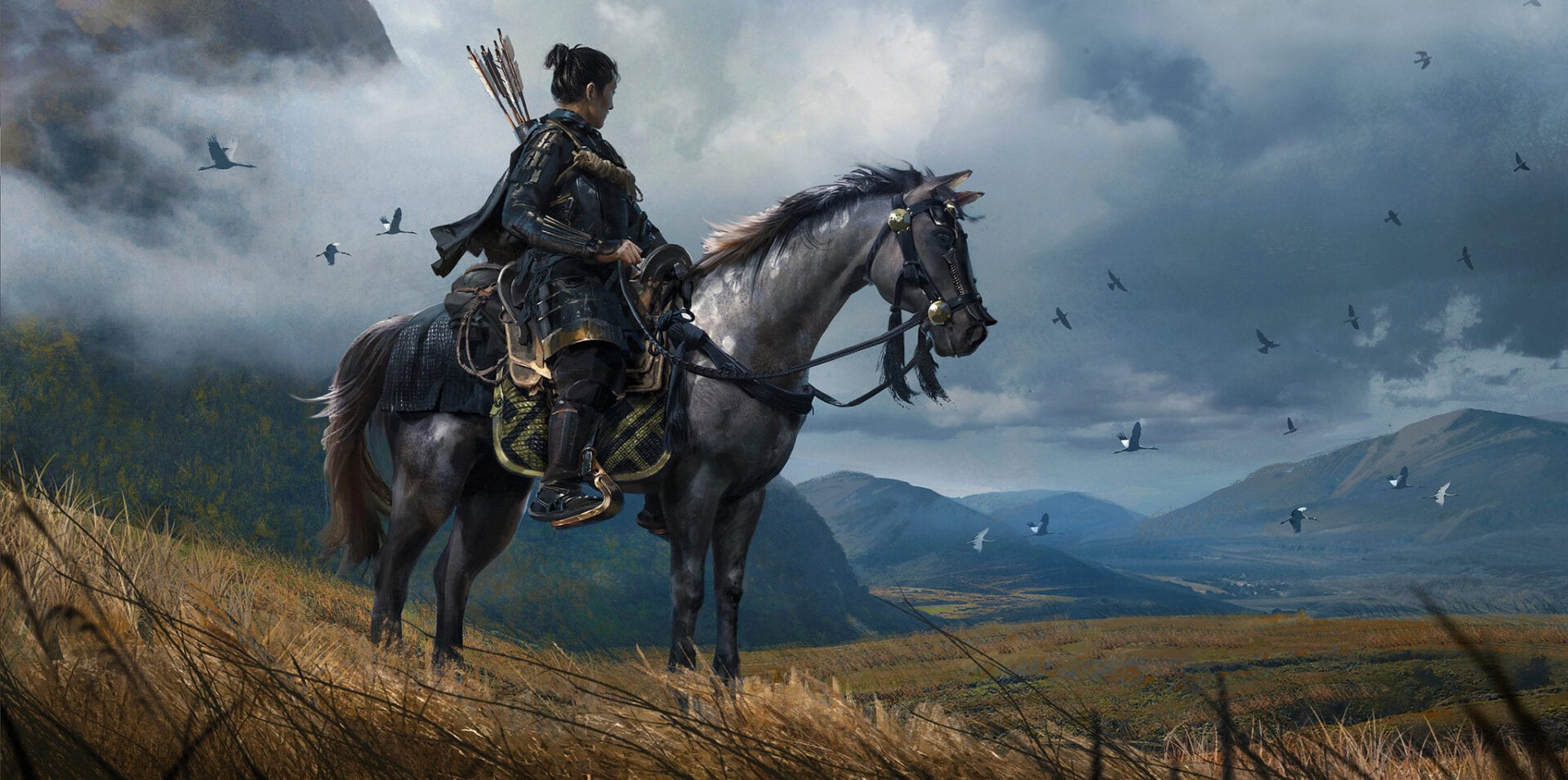 ghost of tsushima, psn black friday sale, best deals, best games to buy
