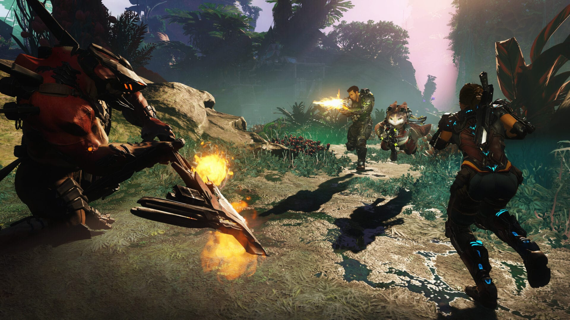 Amazon Cancels Multiplayer Shooter Crucible After Rocky Launch