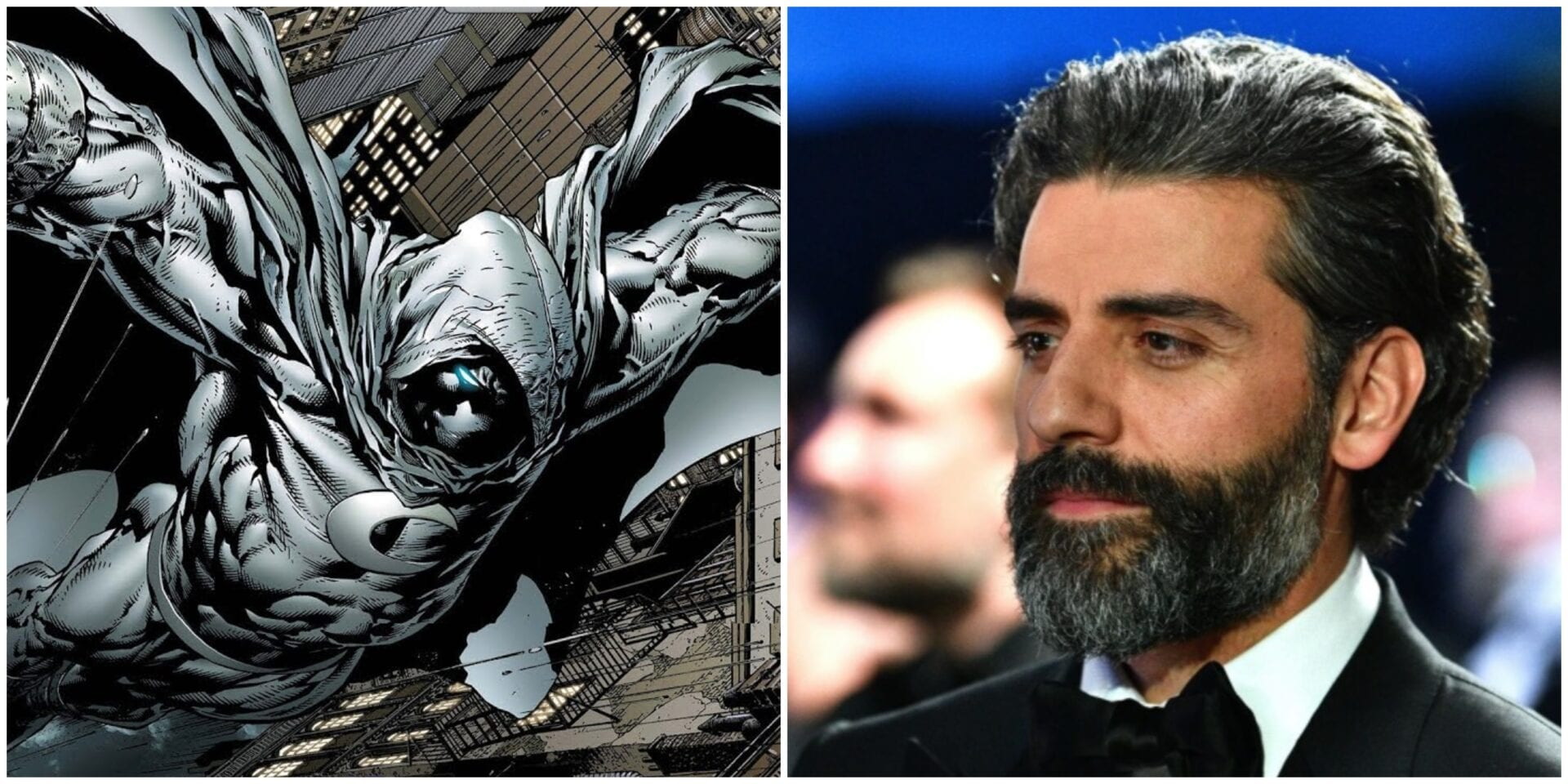 """Oscar Isaac Reportedly """"in Negotiations"""" for Moon Knight Function in Disney+ Sequence 1"""