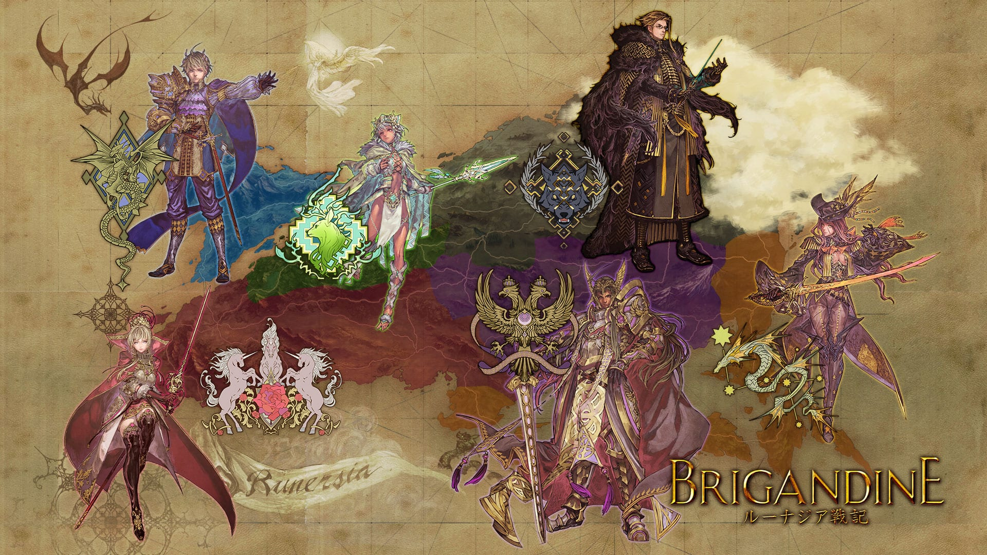 Brigandine Interview: Producer Discusses Suggestions, Platforms, Free Replace, and Future Plans 2