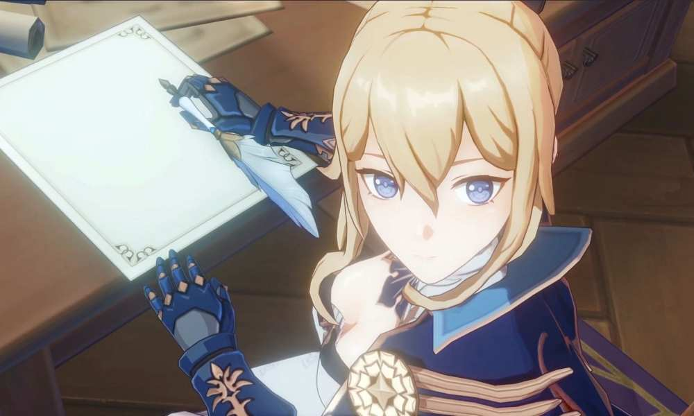 Genshin Impact Introduces Jean With New Trailer Featuring Story & Gameplay