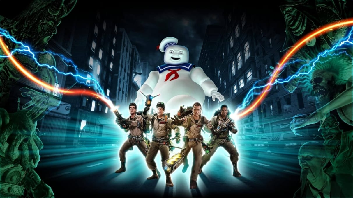 Ghostbusters: The Video Recreation and Blair Witch Free on Epic Video games Retailer 1