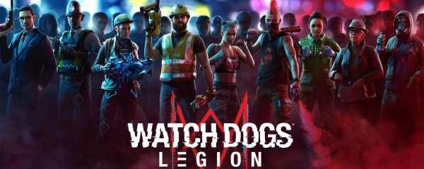 watch dogs legion, voice cast