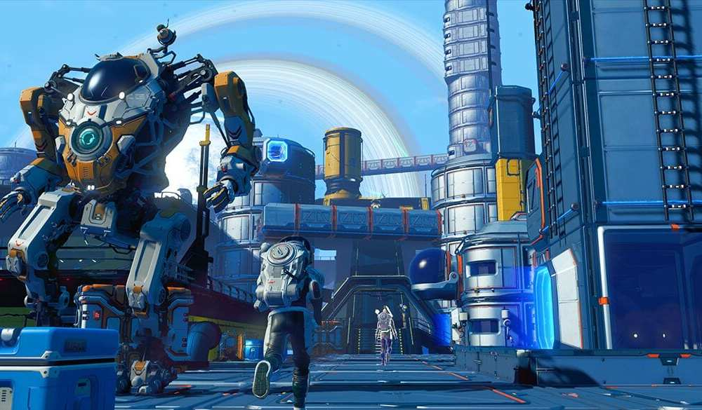 No Man's Sky Getting Free Next-Gen Update for PS5, Xbox Series X/S, & PC