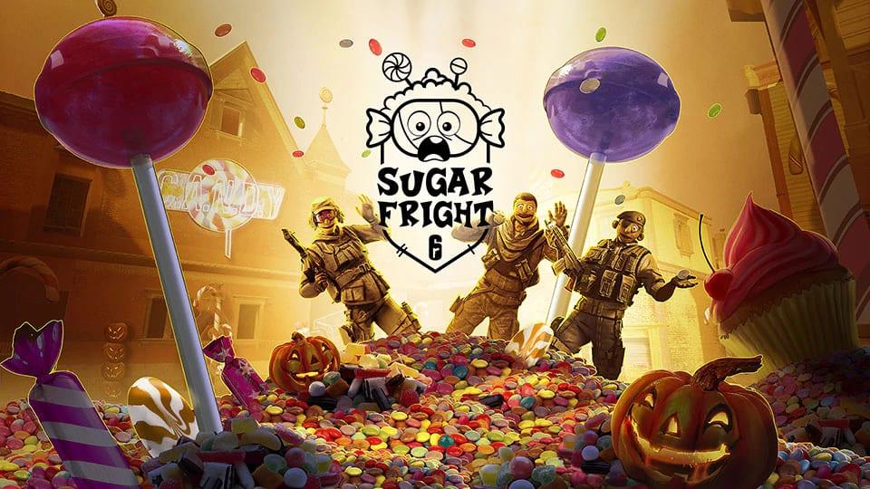 Rainbow Six Siege Sugar Fright Halloween Occasion Begins October 27 1