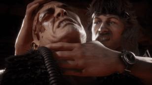 rambo, Mortal Kombat 11