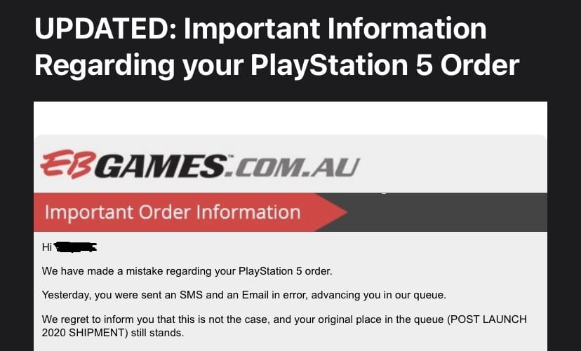 PS5 Pre-Order Uncertainty Is Critically Stressing Me Out 1