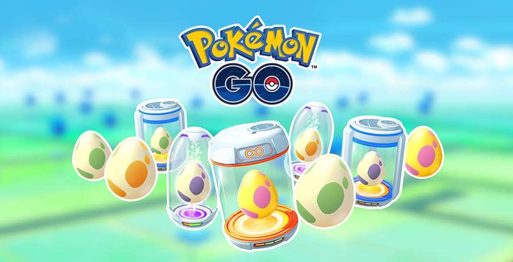 Niantic Announces Changes Coming To Eggs in Pokemon GO