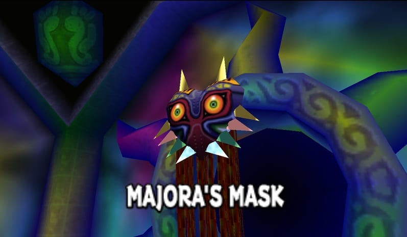 final sequence, majora's mask
