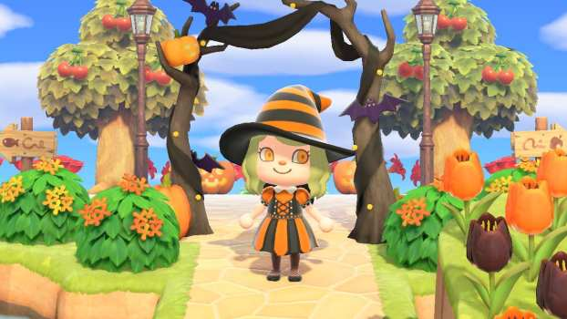 15 Best Animal Crossing Outfits Perfect for Halloween
