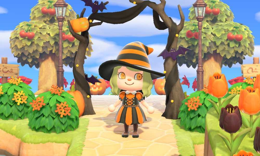 Best Animal Crossing Outfits Perfect for Halloween