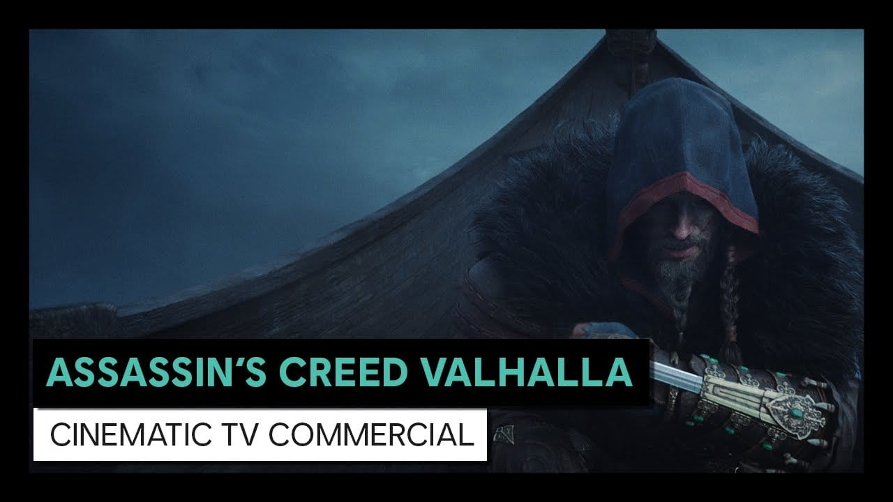 Murderer's Creed Valhalla's Cinematic Industrial Is About Raiding Like a Boss 1