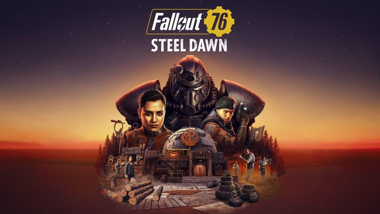 Fallout 76's Metal Daybreak Recruitment Trailer Tees Up a Wasteland Martial Legislation 1