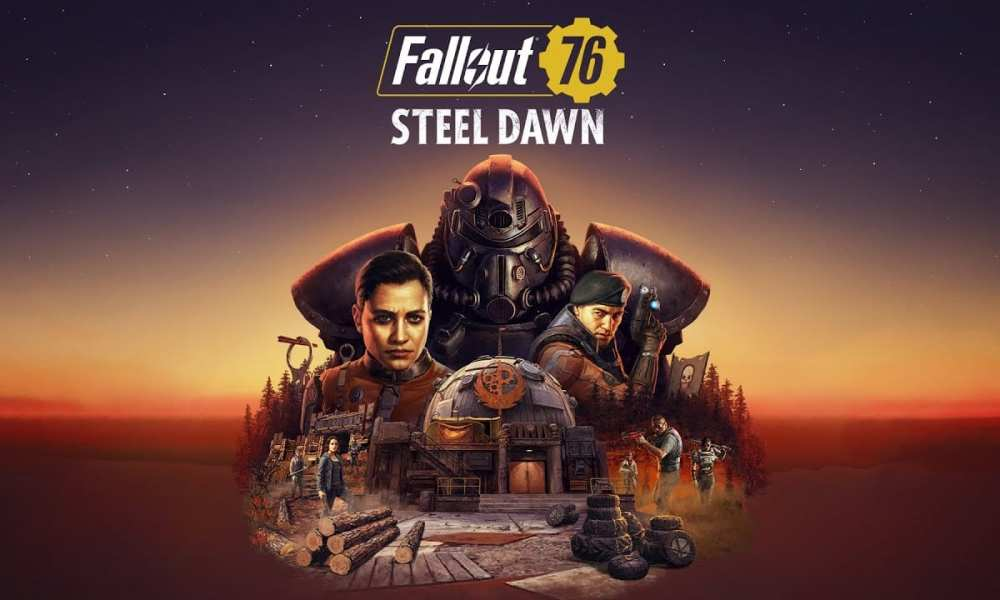 Fallout 76's Steel Dawn Recruitment Trailer Tees Up a Wasteland Martial Law
