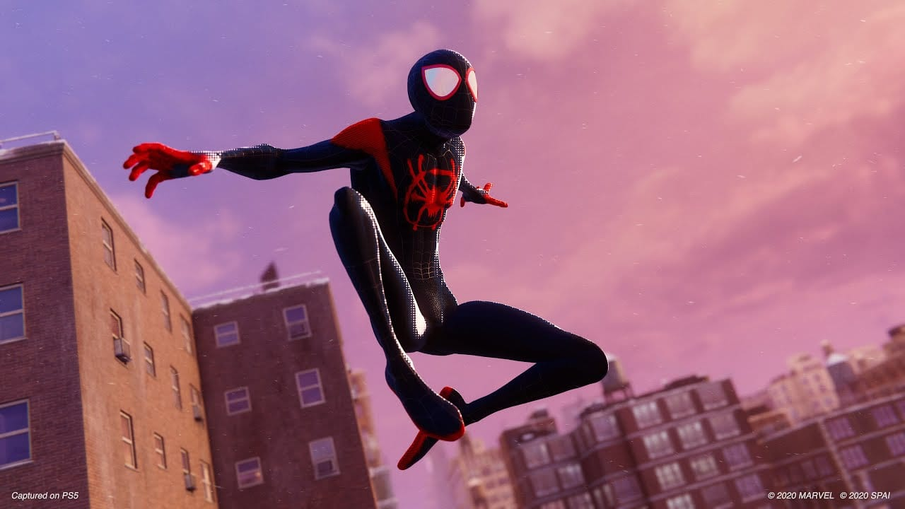 Spider-Man: Into the Spider-Verse Swimsuit Revealed for Miles Morales Recreation and It's Very Cool 1