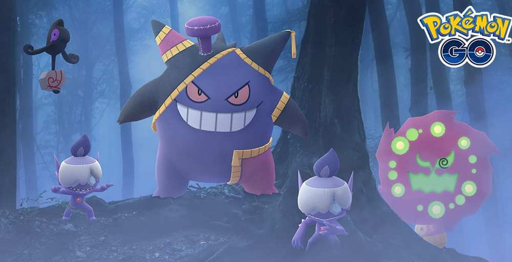Pokemon Go Halloween Event Debuts New Mega & Galarian Forms