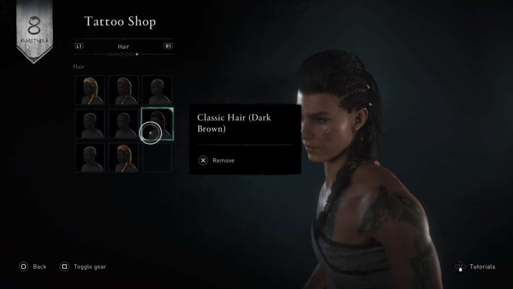 assassin's creed valhalla hairstyles