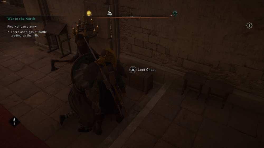 Fabric assassin's creed valhalla