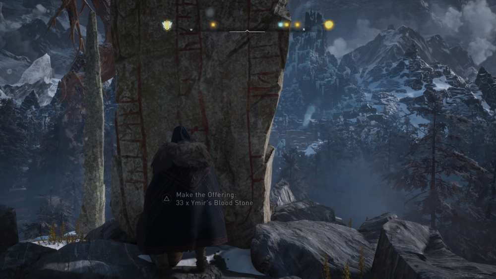 how to get Ymir's Blood Stones