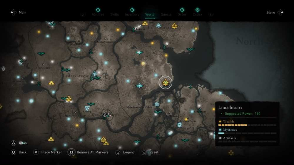 All Galloglaich Armor Locations