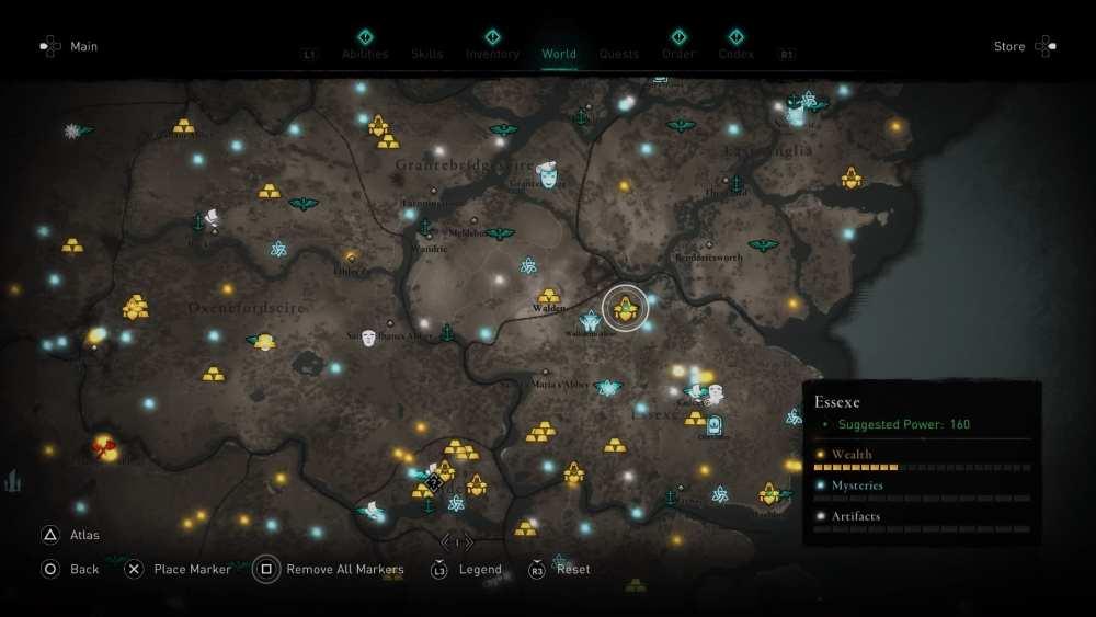 Assassin's Creed Valhalla: All Galloglaich Armor Locations