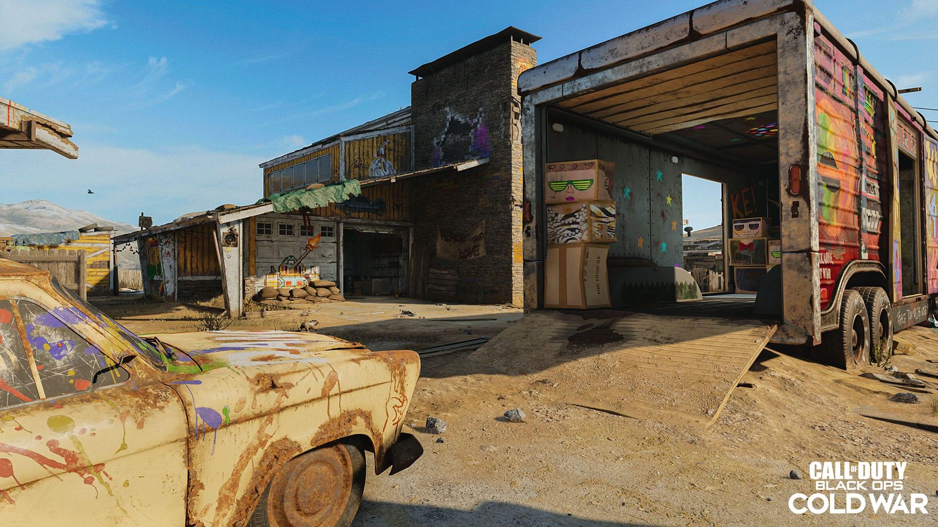 Nuketown Map Involves Black Ops Chilly Struggle Multiplayer As we speak 1