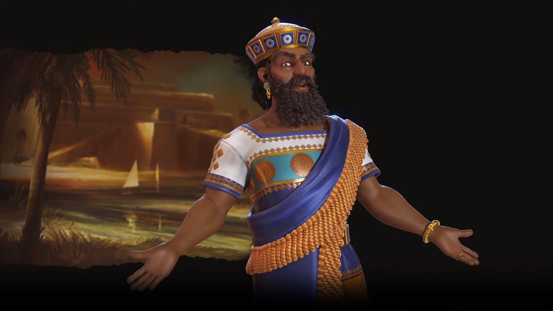 Civilization VI Reveals New Free Replace: Choose Your Metropolis-States & Inform Different Leaders to Shut Up 1