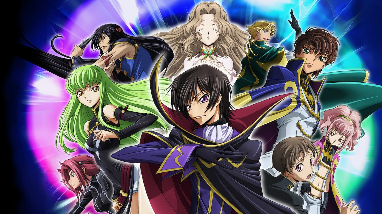 New Code Geass Undertaking Will Be Introduced Quickly 1