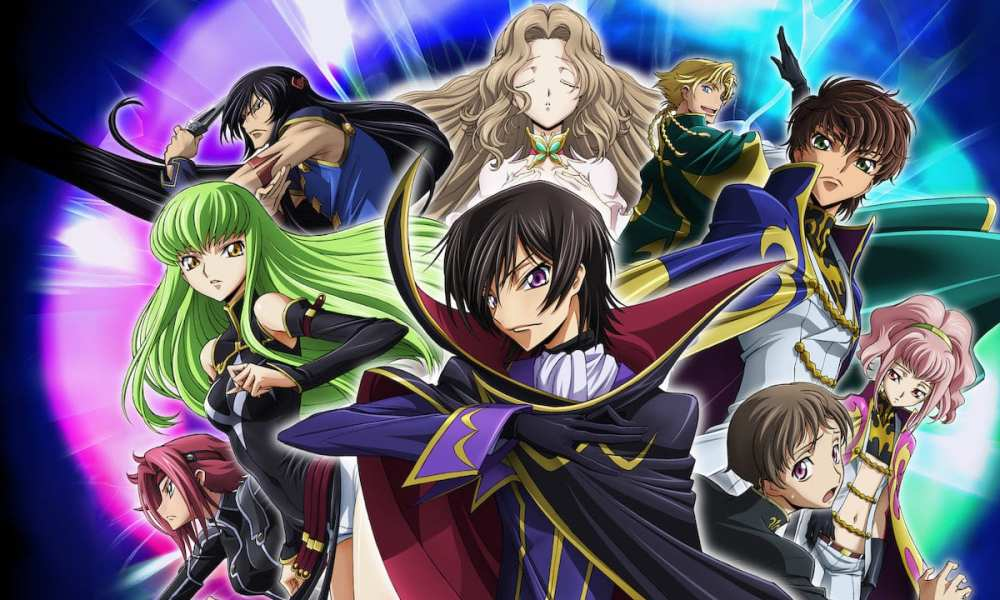 New Code Geass Project Will Be Announced Soon
