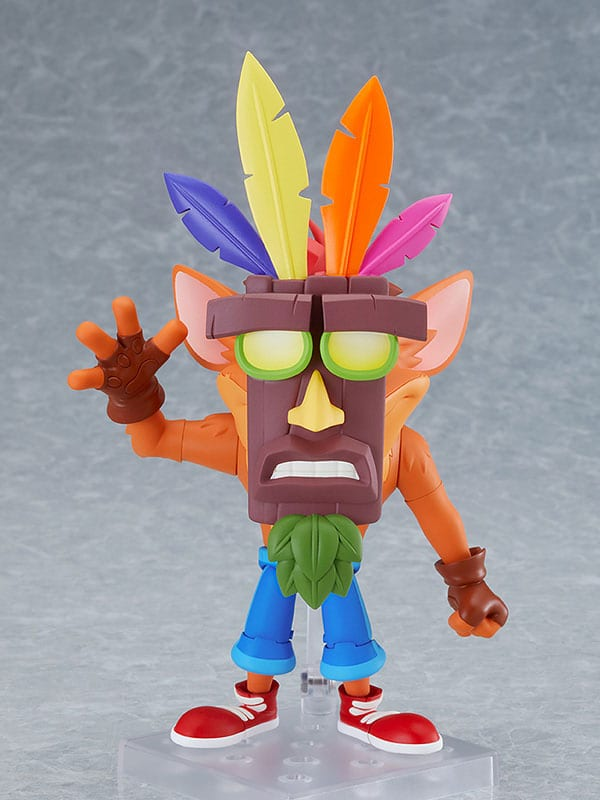 Crash Bandicoot 4 Nendoroid Will Put a Smile on Your Face 1