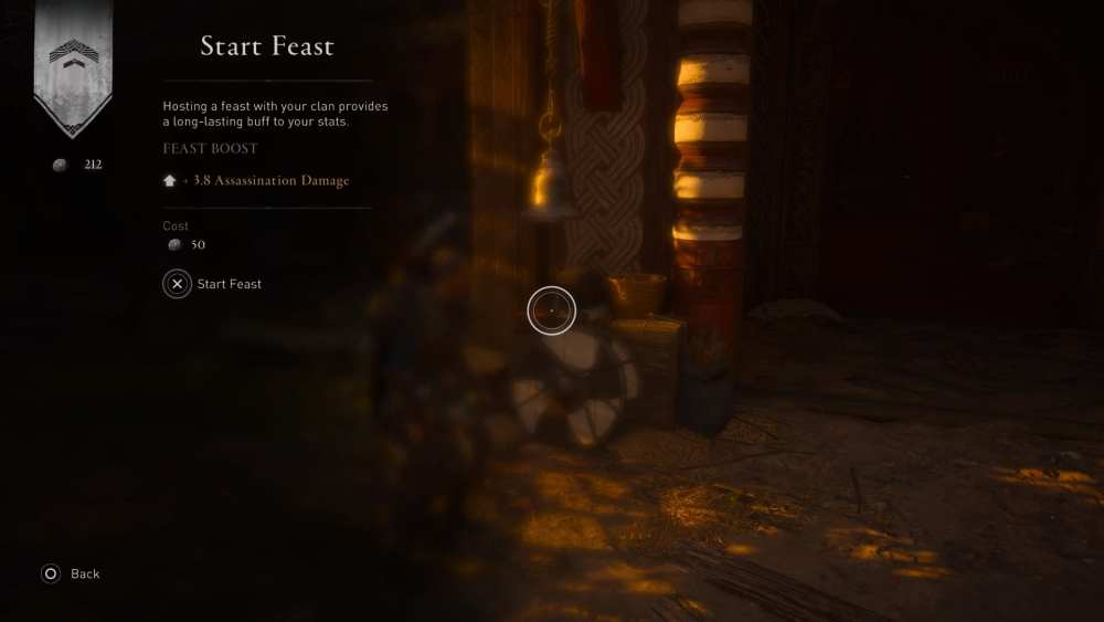 assassin's creed valhalla feast, how to start a feast in assassin's creed valhalla