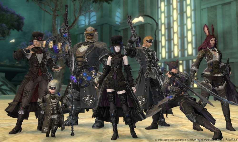 Final Fantasy XIV Update Update 5.4 Gets Official Screenshots; Eden's Promise Gear Revealed
