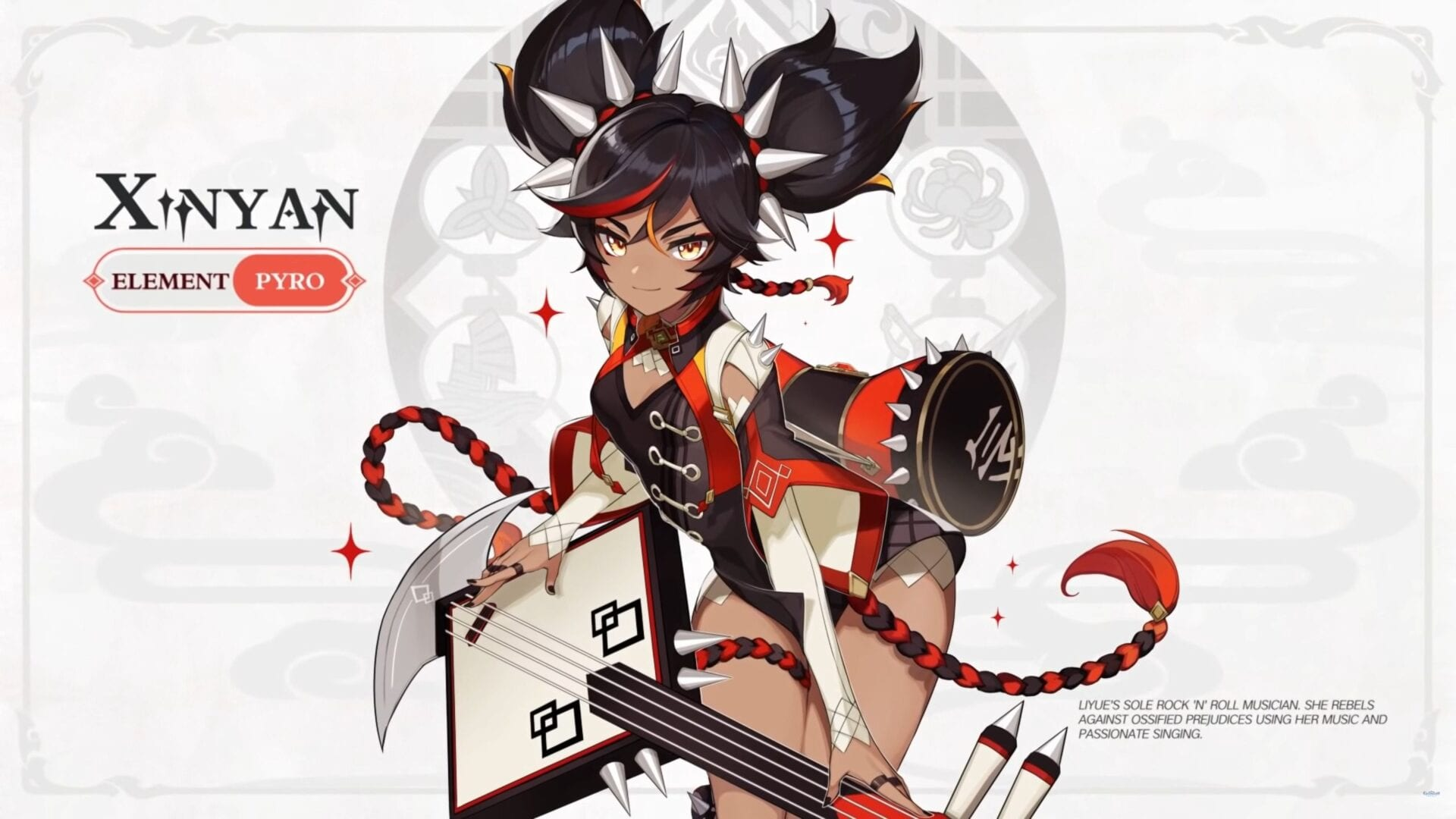 New Genshin Influence Trailer Introduces New Character Xinyan 1