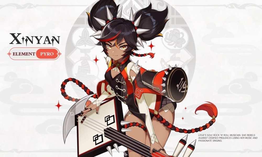 New Genshin Impact Trailer Introduces New Character Xinyan