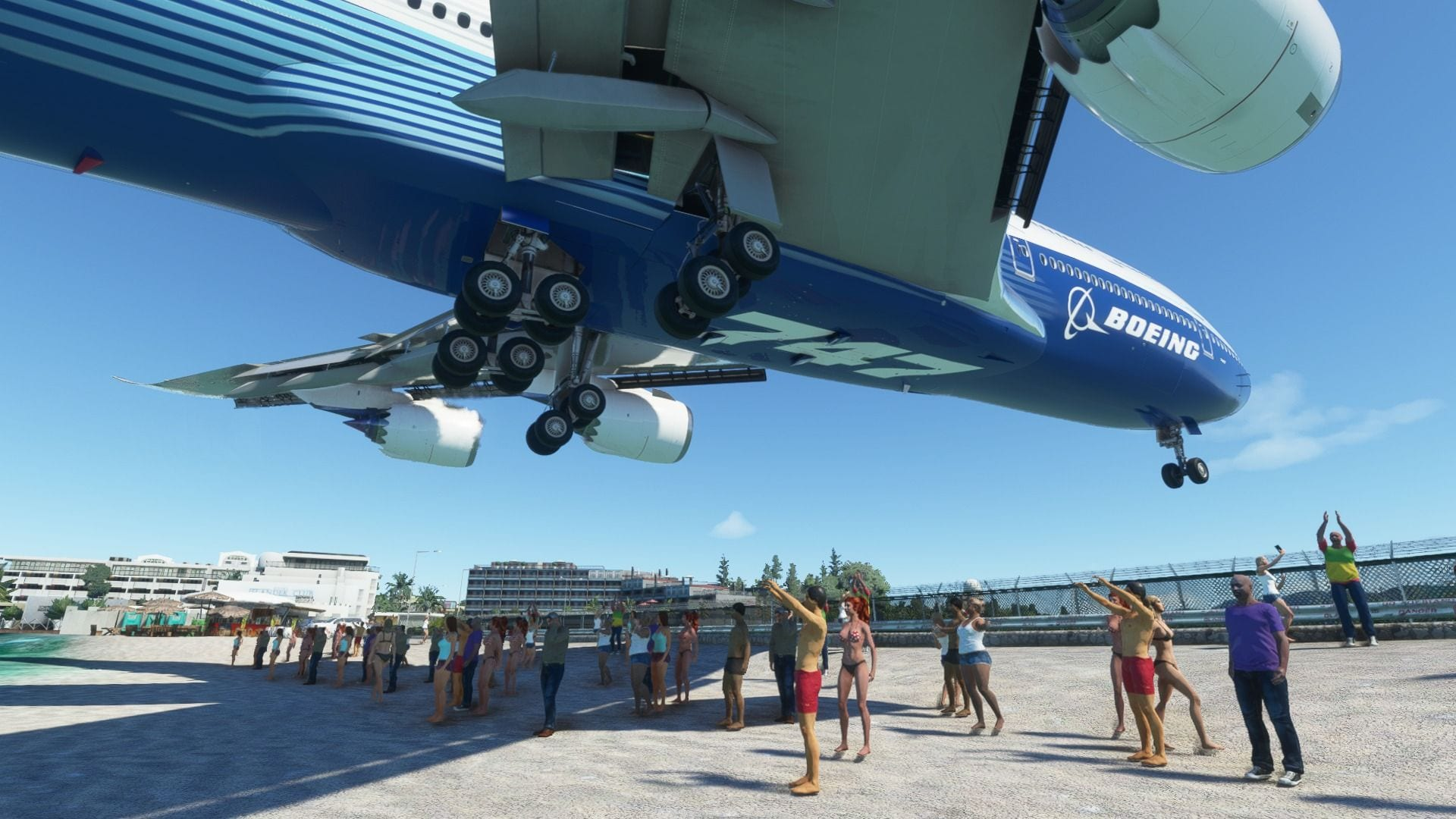 You Can Now Thrill the Vacationers in Microsoft Flight Simulator With Princess Juliana Airport 1