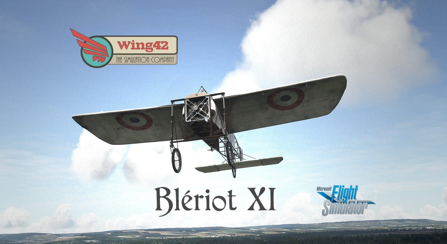 Microsoft Flight Simulator Will get The Well-known Blériot XI and The PA44 Seminole 1