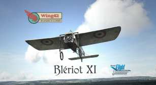 Microsoft Flight Simulator, Bleriot XI