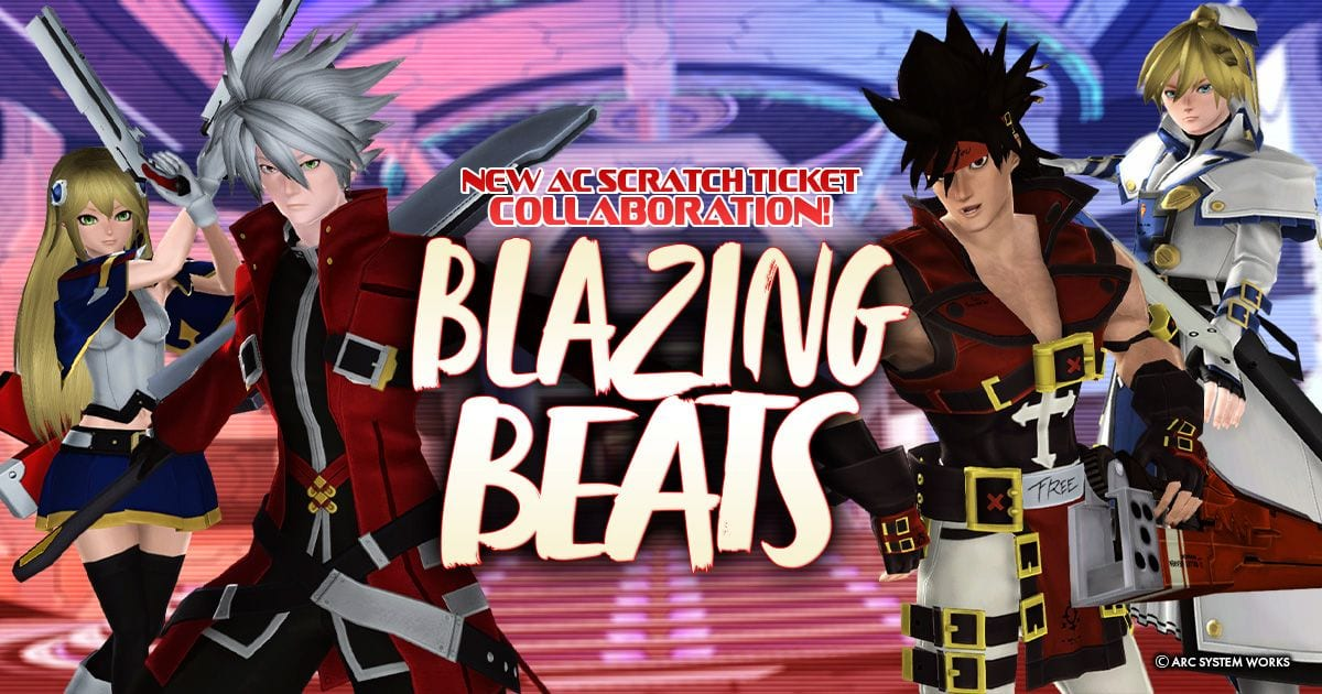 Phantasy Star On-line 2 Proclaims Thanksgiving Celebration & Responsible Gear/Blazblue Crossover Content material 1