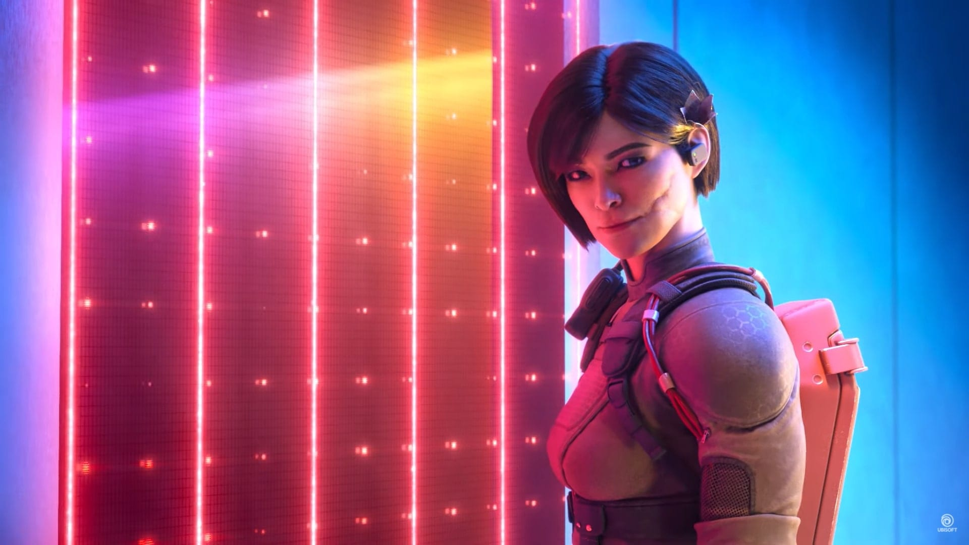 Rainbow Six Siege Teases New Defender Aruni for Operation Neon Daybreak 1