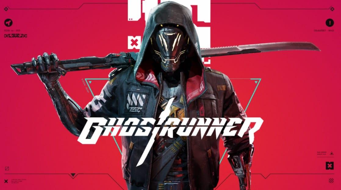 Cyberpunk Parkour Recreation, Ghostrunner, Will get a New Swap Launch Date 1