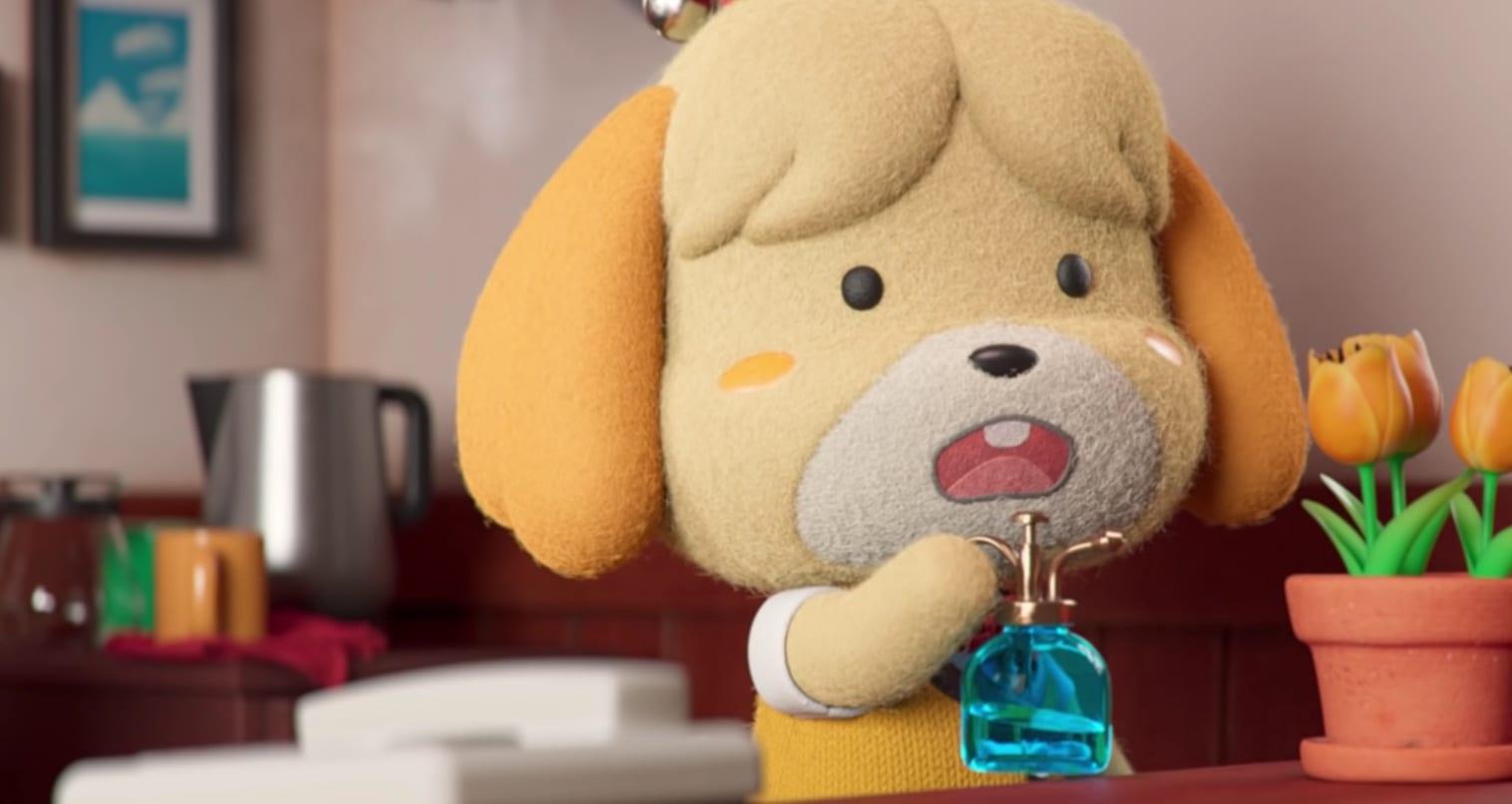 Fan-Made Animal Crossing Video Impressed by Rilakkuma & Kaoru Is Too Dang Cute 1