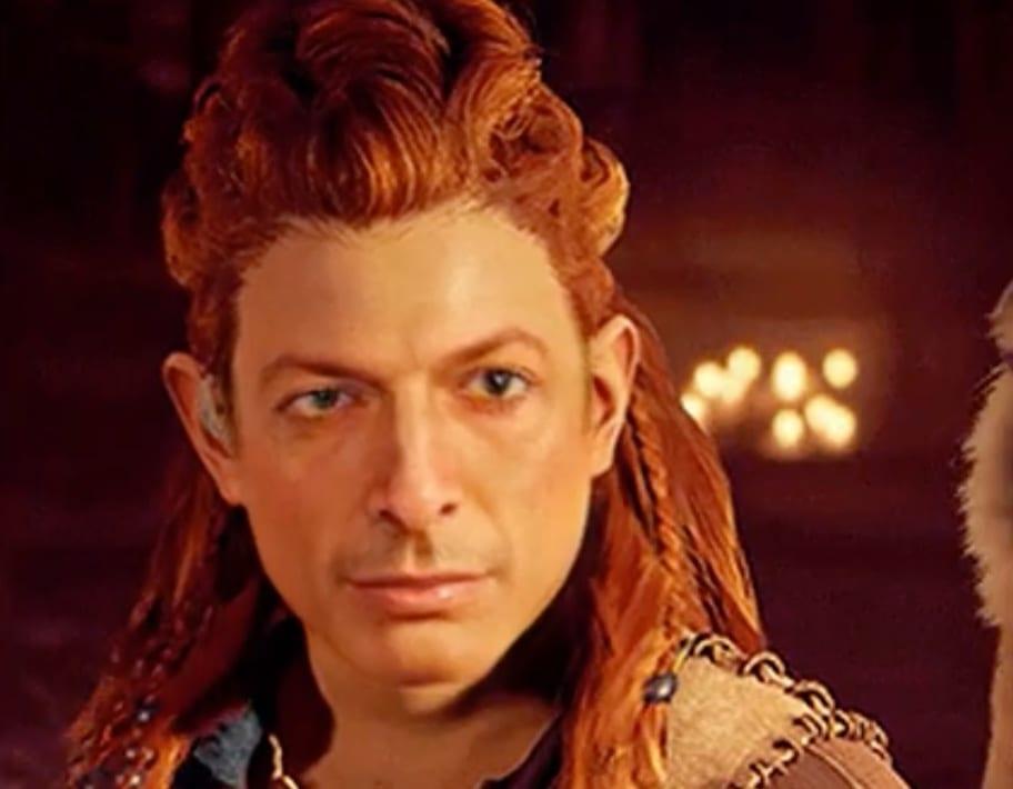 Jeff Goldblum as Aloy From Horizon Zero Daybreak Evokes Nothing however Conflicting Feelings 1