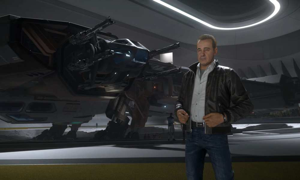 Star Citizen Gets New Trailer & Video About Aegis & AI as Crowdfunding Passes $319 Million