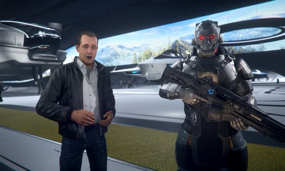 New Star Citizen IAE 2950 Trailer is All About Origin as Crowdfunding Passes $327 Million