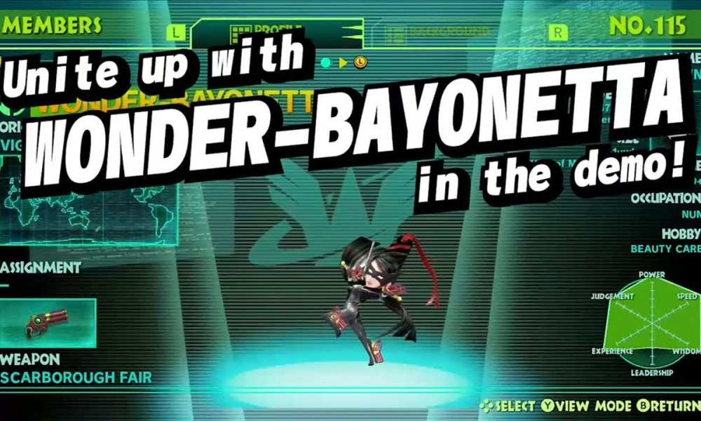 The Wonderful 101: Remastered Gets Free Demo & Bayonetta Crossover Content