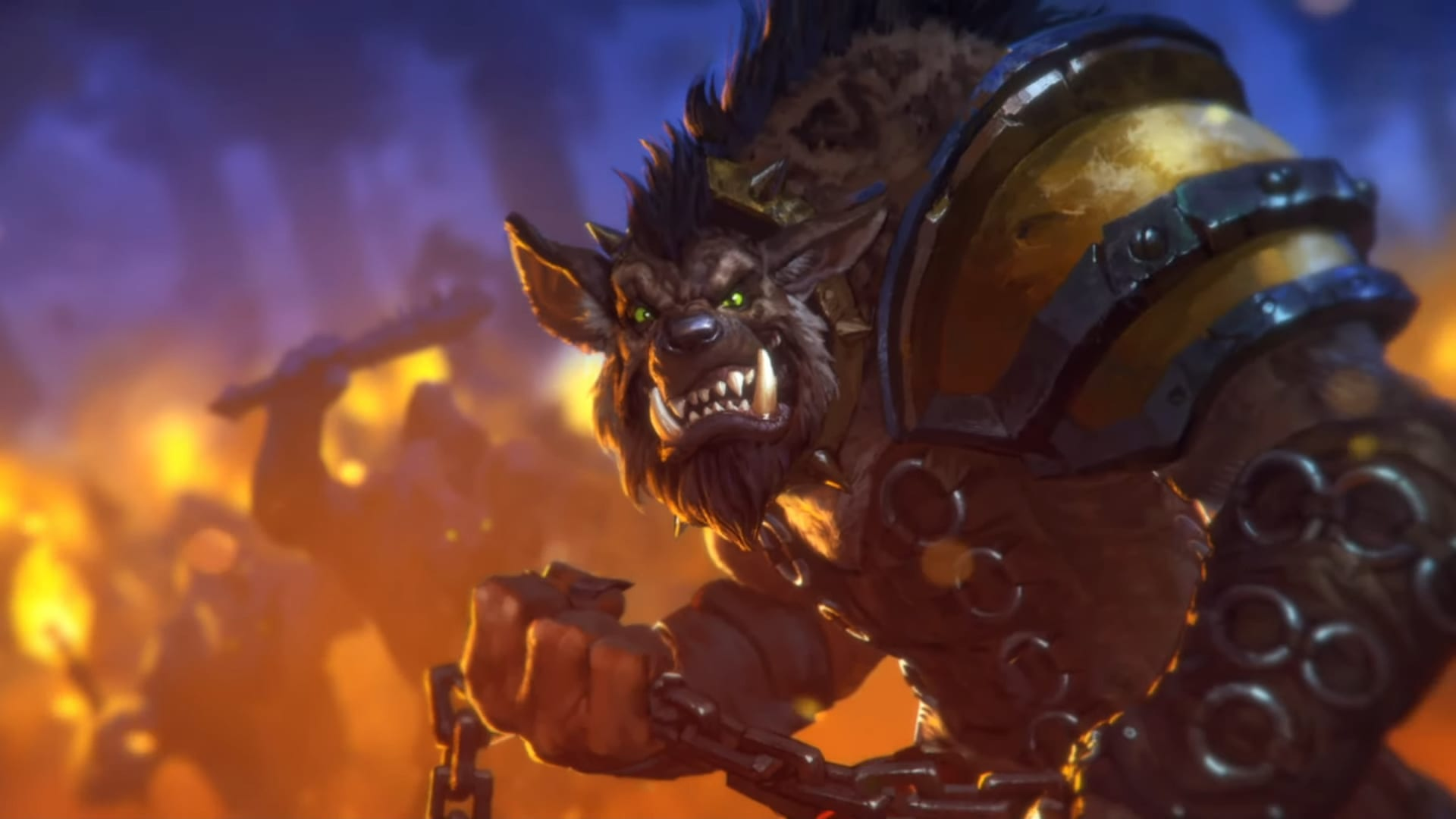 World of Warcraft's Hogger Joins Heroes of the Storm 1