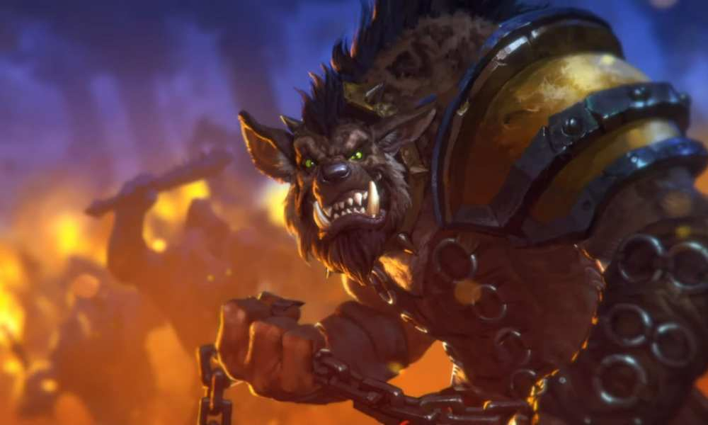 Hogger Heroes Of The Storm